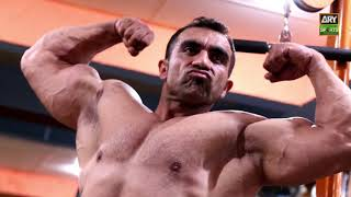 Pakistani bodybuilders – loads of potential but no support