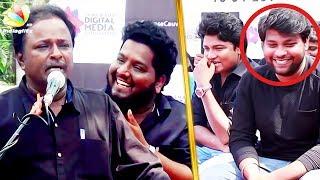 Yaar Periya Rowdy? : Blue Sattai Maaran Speech | Cauvery Protest I IPL 2018