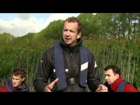 David Walliams' Big Swim: Day 1 | A Sport Relief Challenge