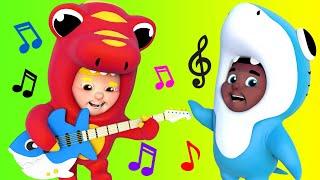 Children Music Karaoke 🎤 Kids Music Band Song 🎷One Zeez Nursery Rhymes