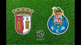 Video Gol Pertandingan Sporting Braga vs FC Porto