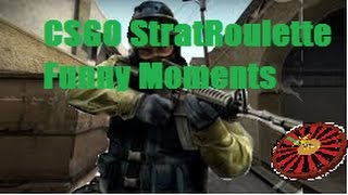 CSGO STRAT ROULETTE FUNNY MOMENTS WITH A GIRL!!!!!