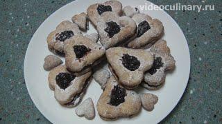 Черничное печенье - Рецепт Бабушки Эммы
