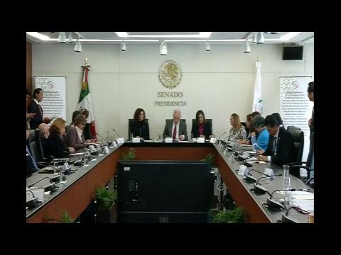 Ratifican en comisiones nombramiento de Martha Bárcena como embajadora de México en EU
