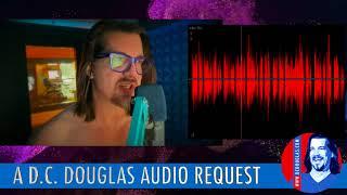 Sample Nude Audio Request from D.C. Douglas