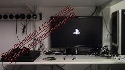 Sony Playstation 4 [CUH-2016B] Software neuinstallieren_update