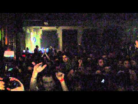 Jozif @ Double Damage 1st Year Anniversary @ Kristal Club - 28.12.2012 (intro)
