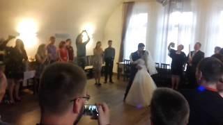 Марсель - Свадебная. Пою песню для первого танца молодых