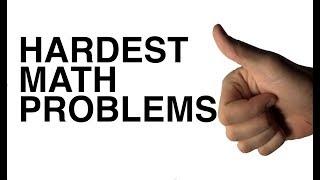 THE 3 HARDEST MATH SHSAT PROBLEMS