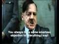 Hitler's unusual planning session