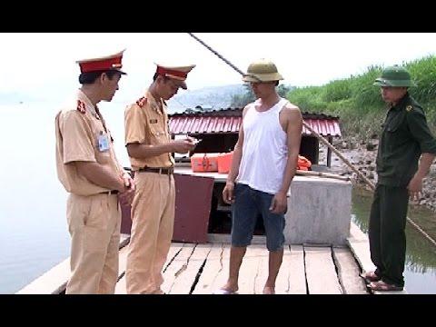 Tăng cường đảm bảo trật tự ATGT đường thủy nội địa tại huyện Yên Định