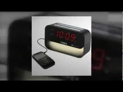 Travel Alarm Clocks Timex Xbbu Usb