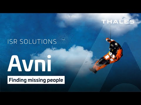 ISR Solutions - Avni  : Search and Rescue - Thales