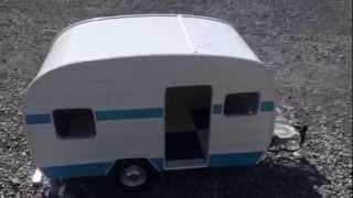Retro Dog House - Riverside Rv Trailers