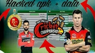 [120 MB] How To Download Hacked World Cricket Championship 2[2.5.1] Apk + Data On Any Android Device
