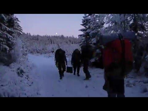 3 days Winter-camp / North Dalsland - Nov 2015