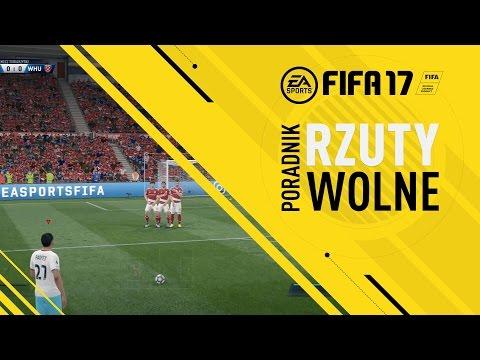 FIFA 17 - poradnik: rzuty wolne