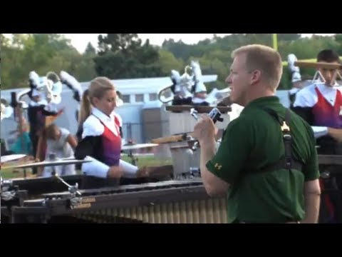 DCI Judge's Perspective: Music Percussion