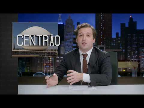 GREG NEWS com Gregório Duvivier | CENTRÃO