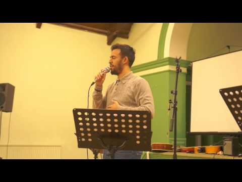 Caleb Meakins Talks- Do not conform to Patterns of this Worl