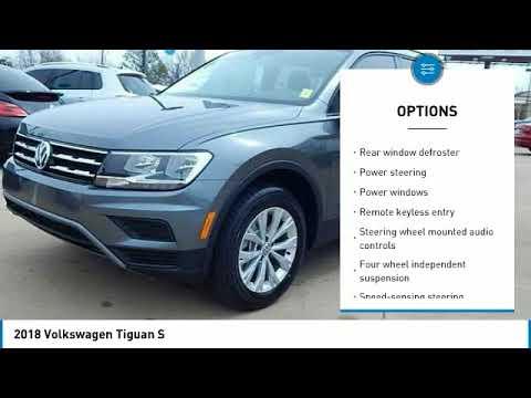 2018 Volkswagen Tiguan Oklahoma City OK, Norman OK, Edmond OK, Moore OK JM116159