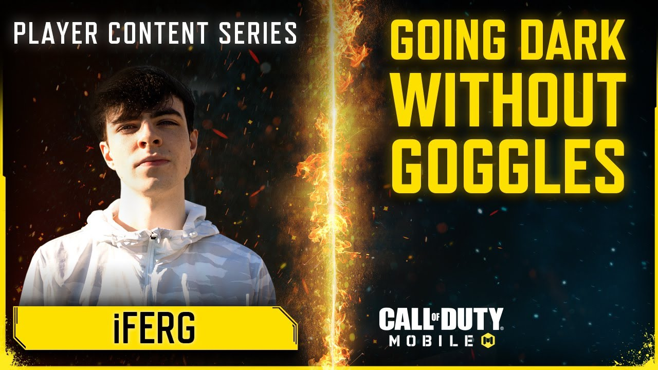 Call of Duty®: Mobile x iFerg | How To Win In 'Going Dark'