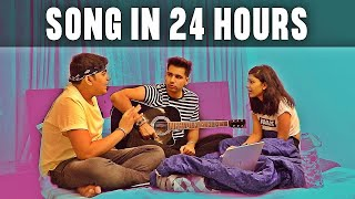 MAKING SONG IN 24 HOURS CHALLENGE  | Rimorav Vlogs