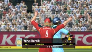 Ashes Cricket 2009 PC Gameplay 5 Over Match