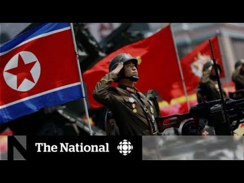 Trump puts North Korea on terrorism blacklist