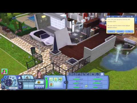The Sims 3 : I need your love #1 เมื่อเรานั้นมาพบกัน [KNcrazy]