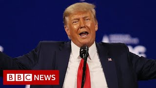 Donald Trump's Facebook and Instagram ban upheld by Oversight Board - BBC News