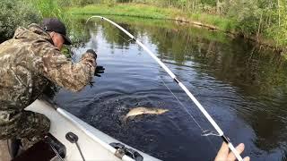 Долгожданная рыбалка Окунь щука а вместо ухи плов