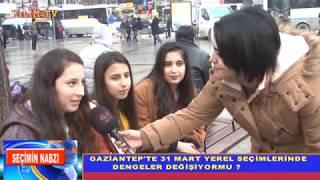 Gaziantep 31 Mart 2019 Yerel Seçiminde  Dengeler Değişiyor mu.