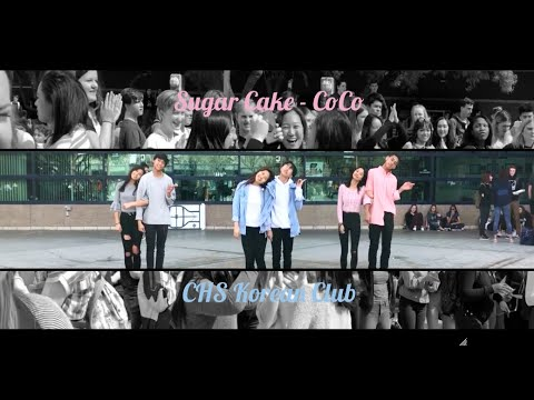 [CHS Korean Club Couple Performance] Sugar Cake - CoCo 코코 Ft. Microdot