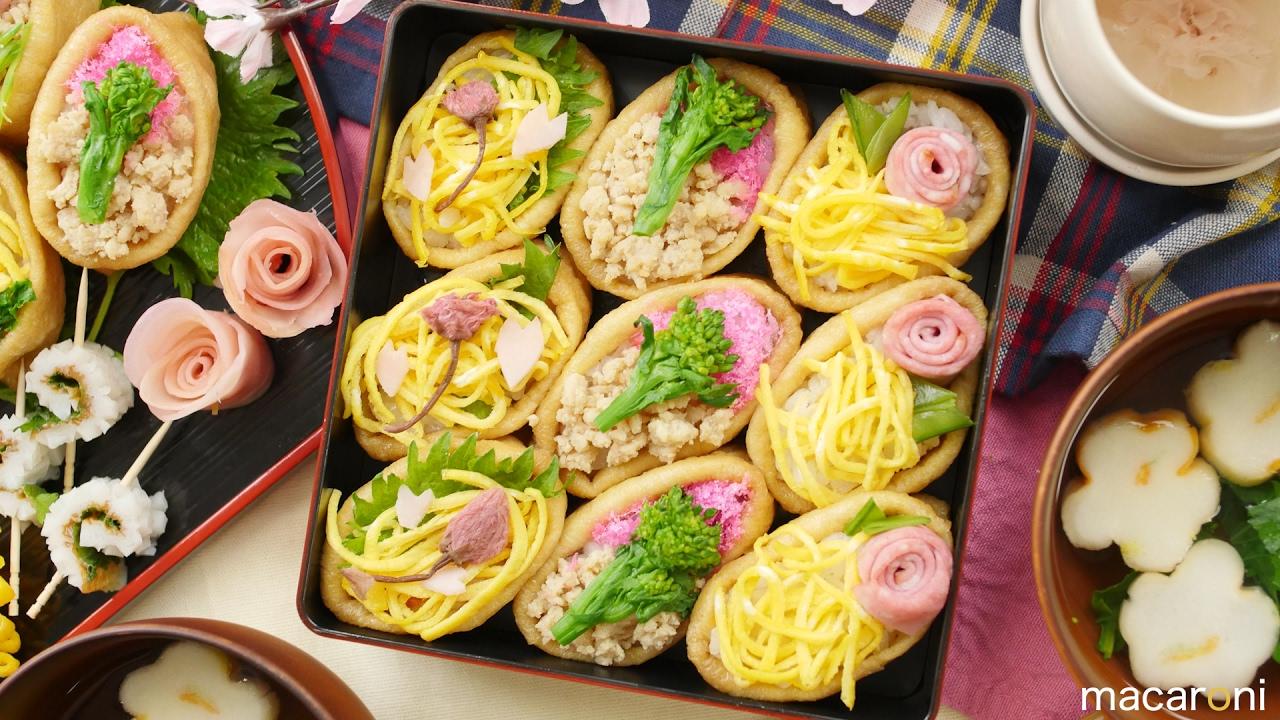いなり 寿司 の 作り方