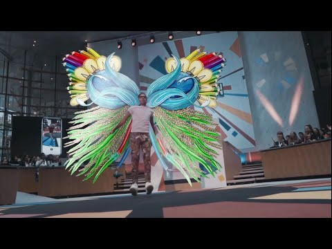Butterfly Effect Augmented Reality Lens Launch With United Nations and Hashtag Our Stories
