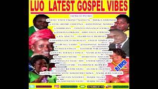 Download DJ RICH LUO LATEST GOSPEL VIBES VOL.1( yesu tiyo talingalinga,yesu bedie osiepna,Jehovah okloo)
