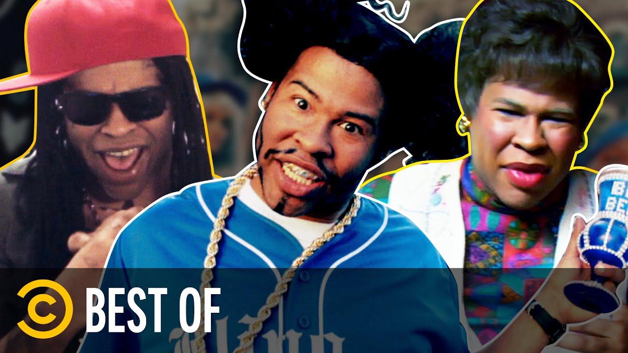 Every Rap Song - Key & Peele