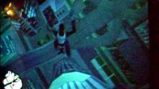 Tanker off a building in GTA #3