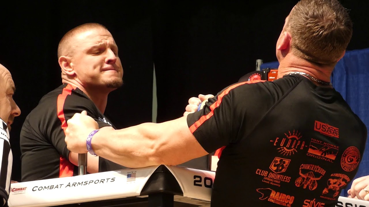 RESULTS: 2019 Arnold Classic Armwrestling Challenge (ACAC), VIDEOS