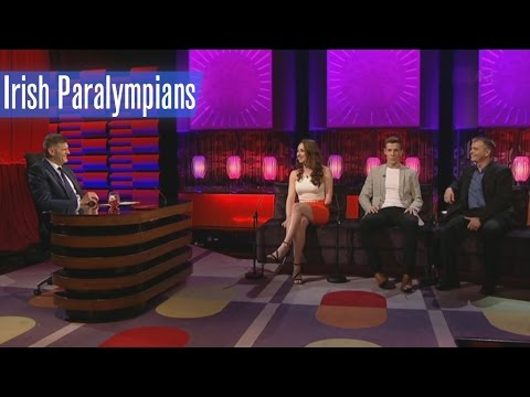 Irish Paralympians and funding for Paralympic Games | The Saturday Night Show | RTÉ One