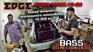 Замер мощности моноблока EDGE EDSH 10000.1D-E6