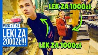 LEKI DLA CHŁOPAKÓW ZA 2000ZŁ !!! / VLOG #1157