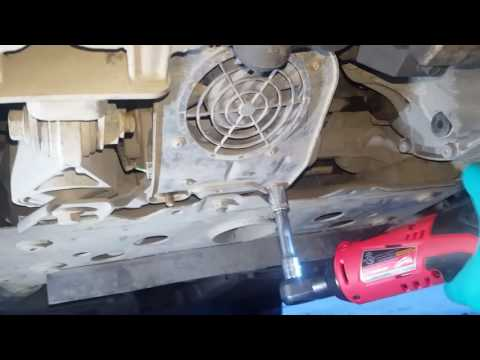 20022006 MINI Cooper: Replacing the power steering cooling