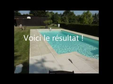 R fection de dallage desjoyaux tr s d cevante prix coque for Piscine desjoyaux