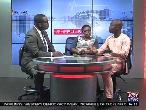 Education in Ghana - The Pulse on Joy News (3-11-16)