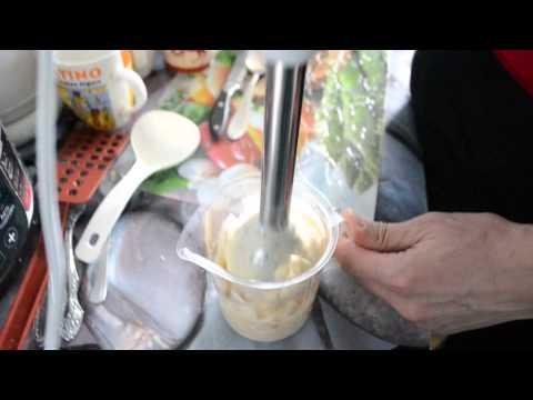 Блендер Redmond RHB-2910 - готовим банановое пюре и не только.