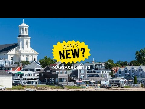 TV SHOW: What's New? Massachusetts heads to Cape Cod's Provincetown