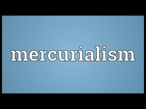 Header of mercurialism