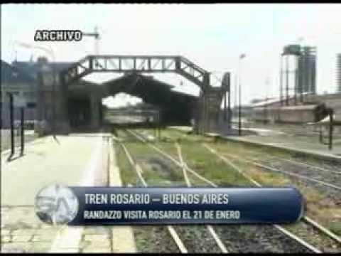 Tren Buenos Aires Rosario   Asociación amigos del riel
